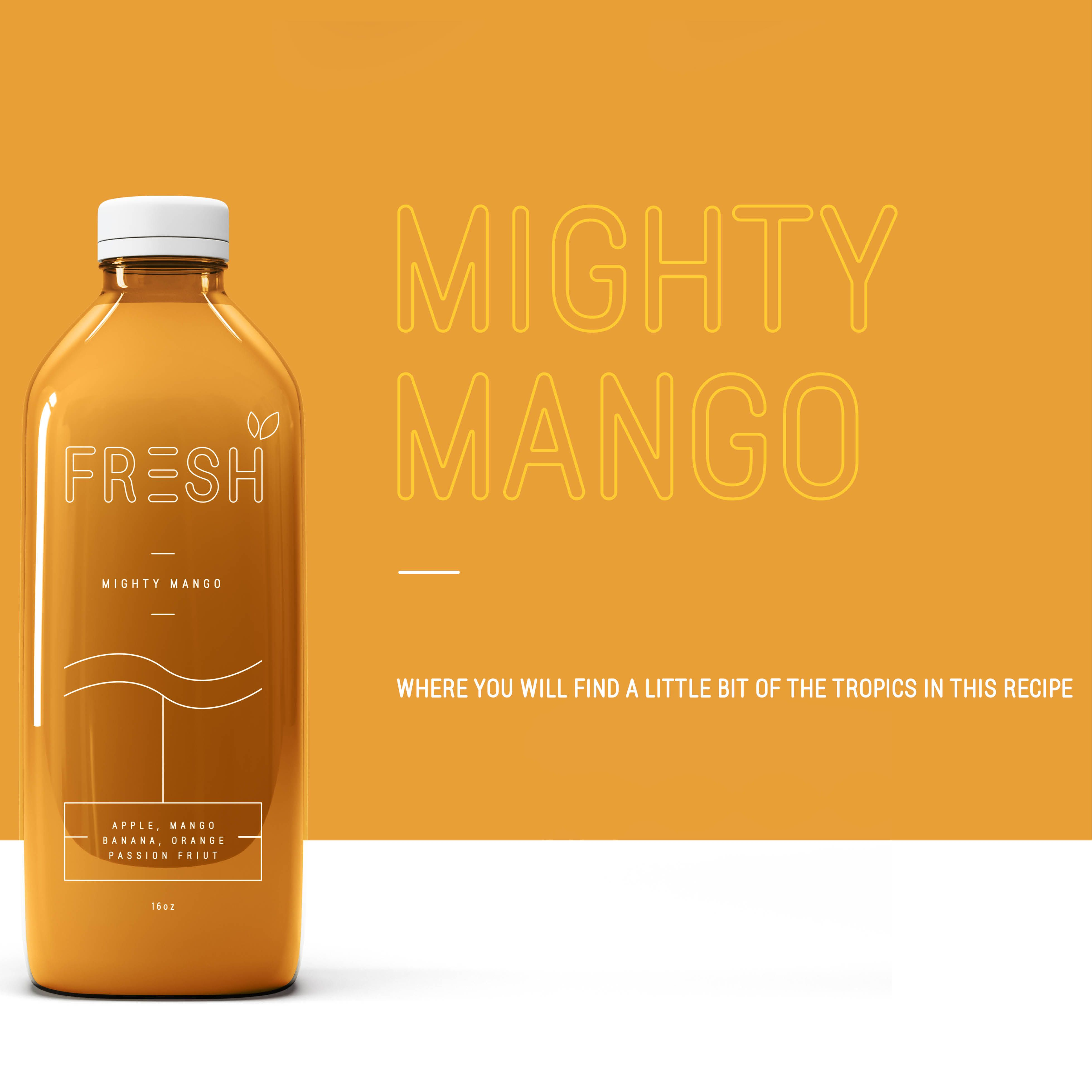 Fresh Juices Cover image